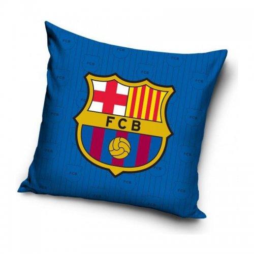 Polštářek FC Barcelona BLU