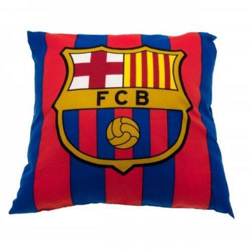 Polštářek FC Barcelona pruhy
