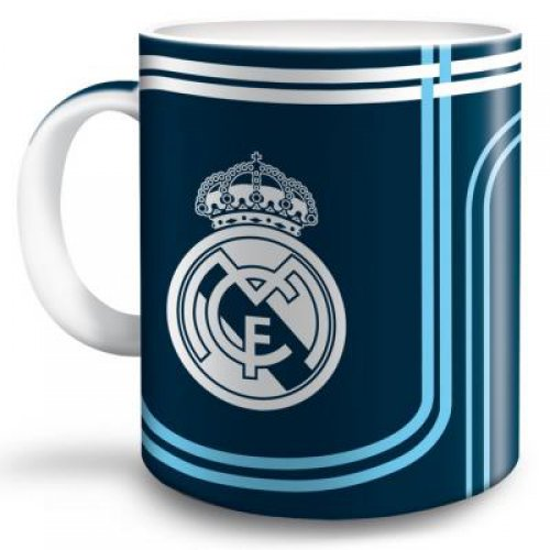Hrnek Real Madrid-modrý