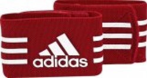 Pásky na stulpny adidas ankle strap-široké červené