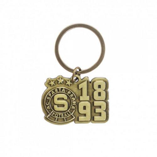 Přívěšek na klíče Sparta 1893-bronz