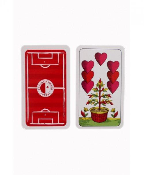 Mariášové karty Slavia