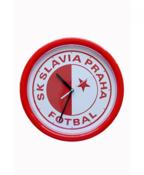 Hodiny Slavie - logo