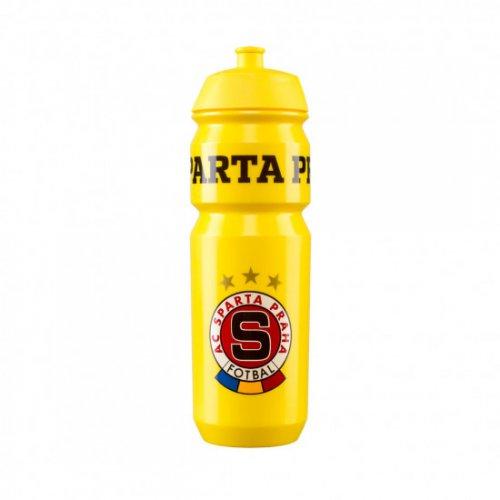 Láhev na pití Sparta žlutá