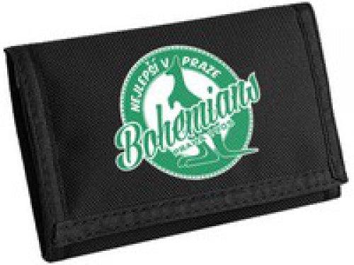 Peněženka Bohemians černá
