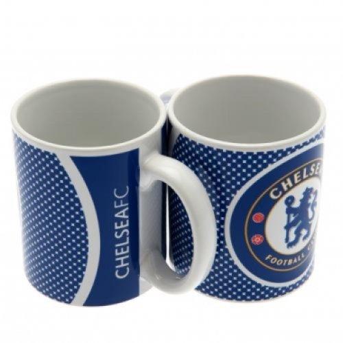 Hrnek Chelsea-logo