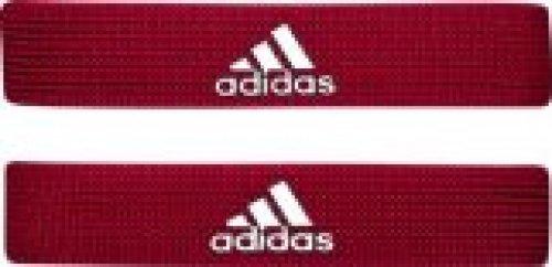 Pásky na stulpny adidas holder-úzké červené