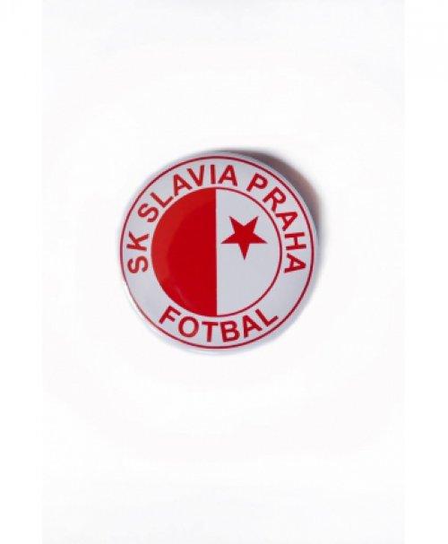Placka Slavie logo-velká