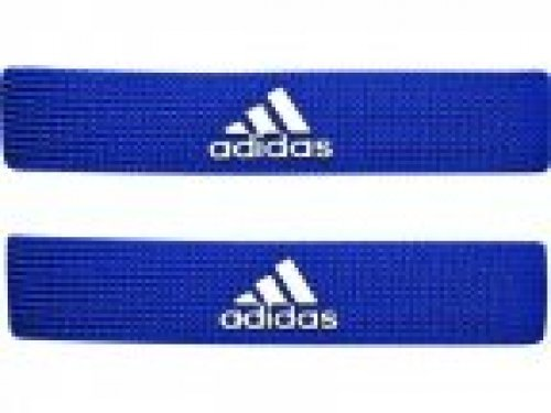 Pásky na stulpny adidas holdrer-úzké modré