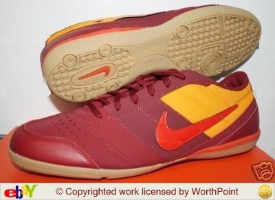 Sálovky Nike-contato-vínová