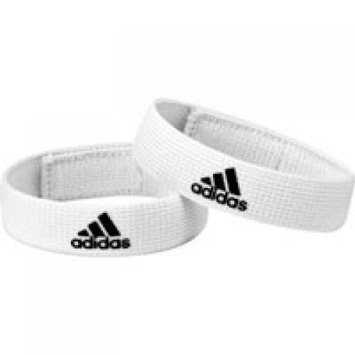 Pásky na stulpny-adidas holder-úzké bílé