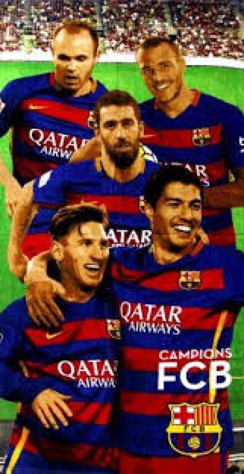 Osuška FC Barcelona - hráči