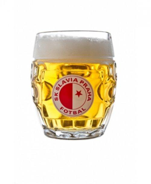 Půlitr Slavie - logo