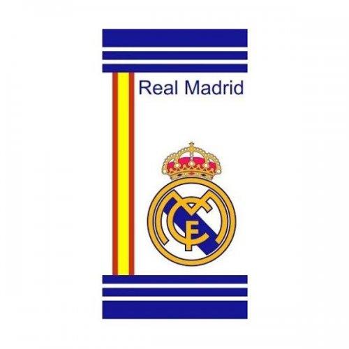 Osuška Real Madrid bílomodrá