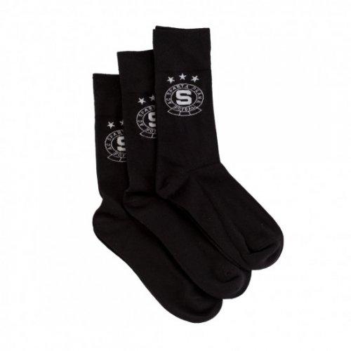 Ponožky Sparta černé