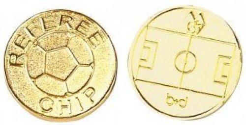 Losovací mince-kov