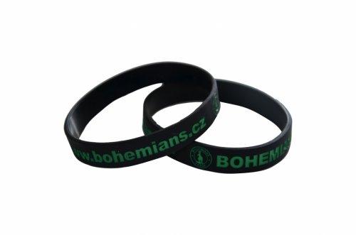 Náramek Bohemians - černý