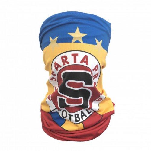 Multifunční šátek Sparta trikolora