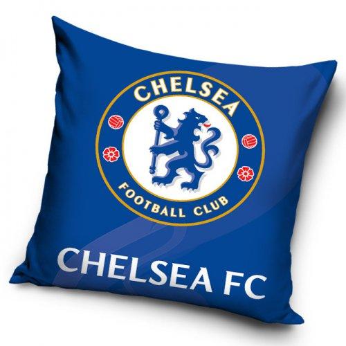 Polštářek Chelsea-modrý