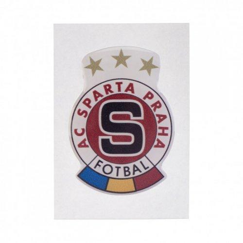 Samolepka Sparta 3D