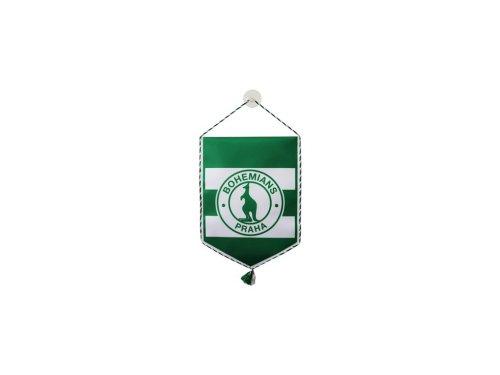 Vlajka Bohemians malá