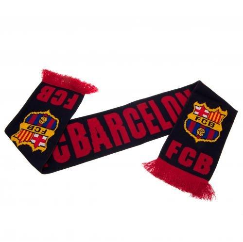 Šála FC Barcelona-tmavěmodrá
