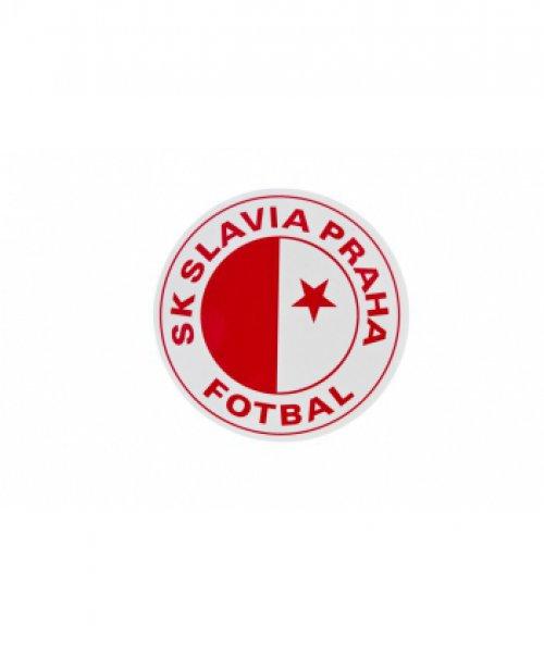 3D samolepka Slavie - logo