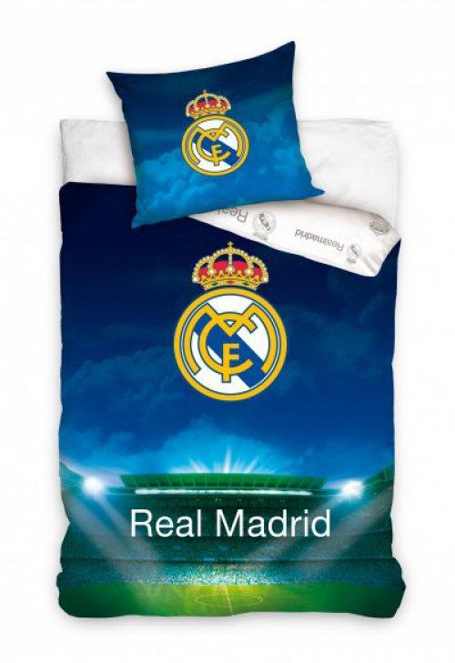 Povlečení Real Madrid - modré