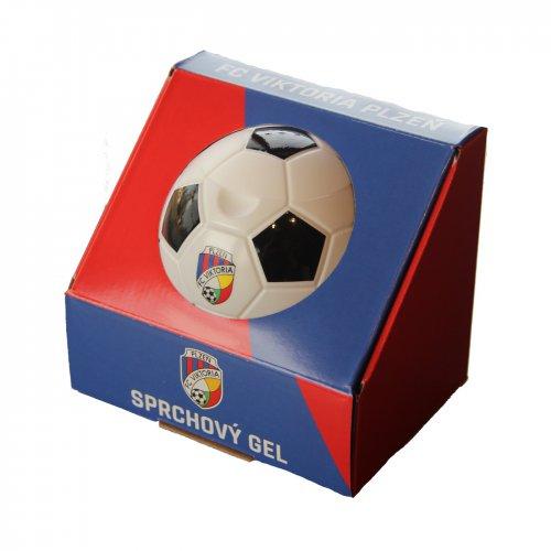 Sprchový gel - míč Viktorie Plzeň