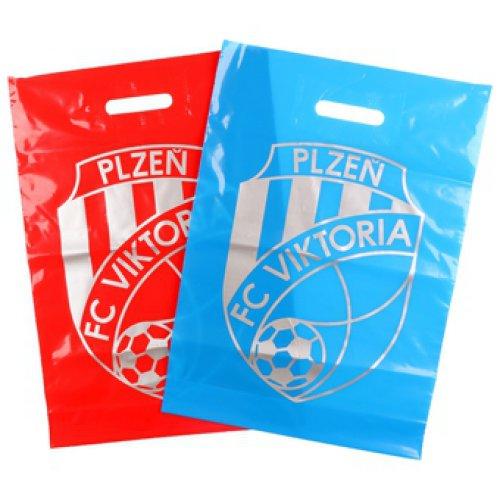 Igelitová taška Viktoria Plzeň
