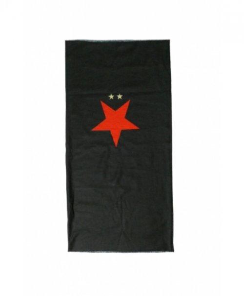 Multifunční šátek černý Slavie