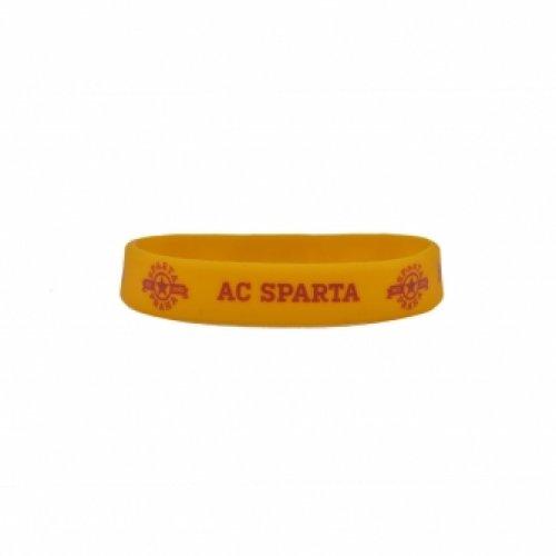 Náramek Sparta žlutý-dospělý