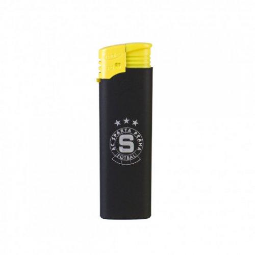 Zapalovač Sparta černožlutý