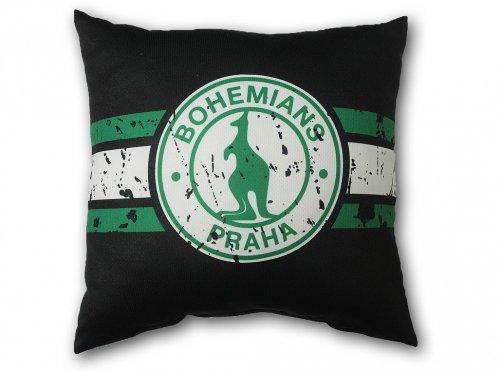 Polstarek Bohemians černy Scratch