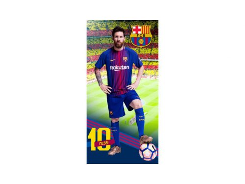 Osuška FC Barcelona - MESSI