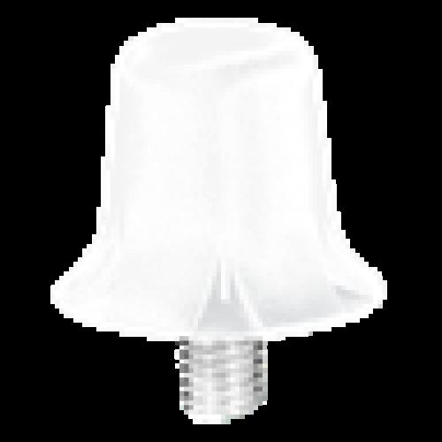 Kolíky plastové bílé-sada