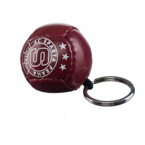 Klíčenka Sparta - míč