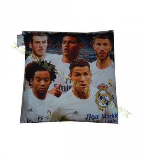 Polštářek Real Madrid-hráči